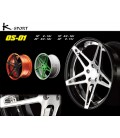 K-sport forged wheels OS series