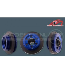 MJ RACE Harmonic Balancers / Crank Pulley Dampers