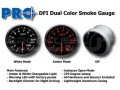 Dual color gauge RPM Tacho 52mm