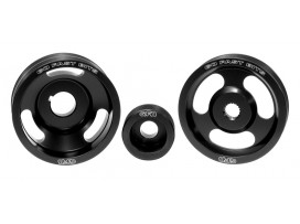 Subaru WRX/STI 99-00/Forester XT 01-02 3-pc Pulley Kit [GFB]