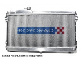 BMW 3-Series E30 84-91 (incl M3) Koyo Alu Radiator 48mm