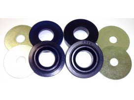 SuperPro Differential Front Bracket Mount Bushing SPF2546K for Mitsubishi Evo Series EVO 7, 8 & 9