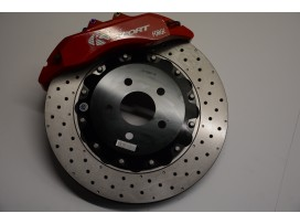 K-sport Rear Brake kit + handbrake 356mm