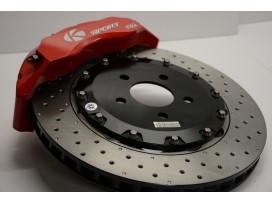 K-sport Front Big Brake Kit 8 pot 421mm