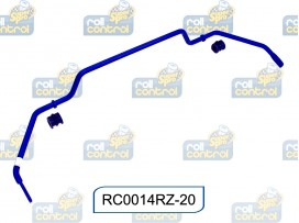 SuperPro 20mm Blade Adjustable Sway Bar RC0014RZ-20 for Nissan R35 Coupe 07 -