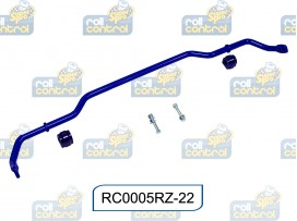 SuperPro 22mm Heavy Duty Adjustable Sway Bar RC0005RZ-22 for Volkswagen Golf MK5 2WD Versions Typ1K1FWD 03-09