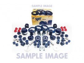 SuperPro F+R Bush Kit Caster Increase 5Pc KIT5276ADJK for Suzuki Swift RS415 05 -
