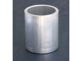 Aluminium/Alloy Weld-on Adaptor 38mm/1.5 Inch [GFB]