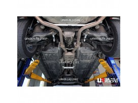 Hyundai Genesis Sedan 12+ Ultra-R 2x2P Rear Lower Brace 2185