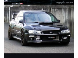 Subaru Impreza 92-00 GC8 Coupe 22B WRC Look Wide Body Kit