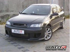 Opel Astra G 98+ 2/3D Frontbumper Booster [AUTOR]