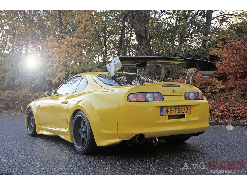 Toyota Supra Chassis - JT-performance