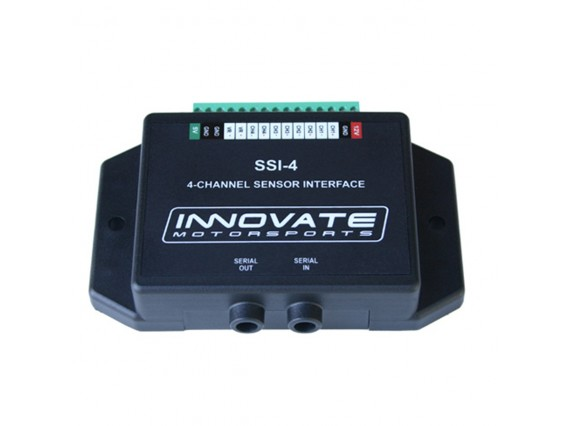 Innovate Kit SSI-4 Simple Sensor Interface plus