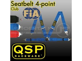 QSP 4 point seatbelt Club