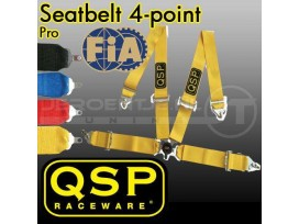 QSP 4 point seatbelt Pro
