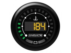 Innovate Digital MTX-D Water Temp&Battery Voltage Gauge Kit