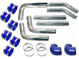 Intercooler piping kit 63mm