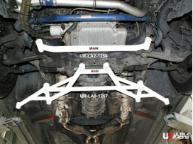 Nissan 350Z 02-08 UltraRacing Front Lower Tiebar 1256