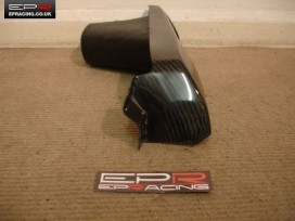 R32 carbon headlight air intake