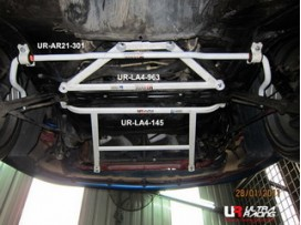 Toyota MR2 91-99 SW20 UltraRacing 4-Point Front H-Brace 963