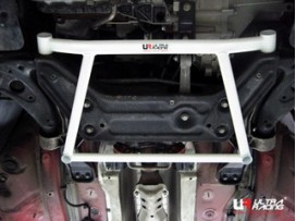VW Polo 02-09 9N 1.8T UltraRacing 4-Point Front H-Brace 1171