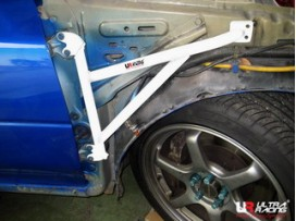 Subaru Impreza GC8 94-01 UltraRacing 3-Point Fender Brackets