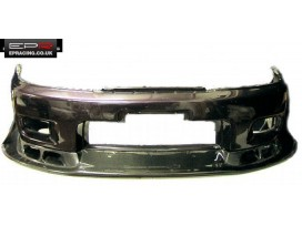 R33 carbon bumper lip