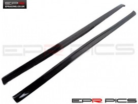 R34 carbon NI sideskirt extension