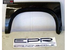 R34 GTR carbon exhaust heat shield