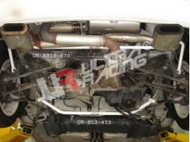 Toyota MR2/MRS 01-03 UltraRacing 2-Point Rear Lower Tiebar