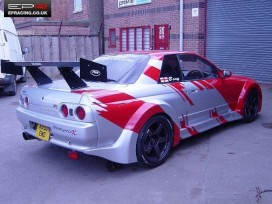R32 widebody kit