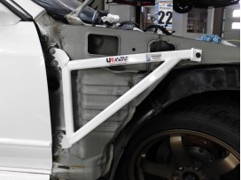 Nissan Skyline R32 GTR UltraRacing 3-Point Fender Brackets