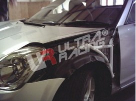 Toyota MR2/MRS 00-07 UltraRacing 3-Point Fender Brackets