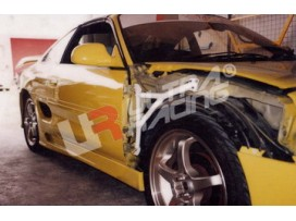 Toyota MR2 SW20 UltraRacing 3-Point Fender Brackets
