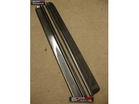 S14 carbon door sills