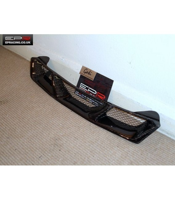 S14A carbon front grill