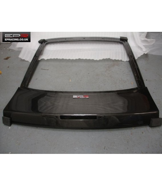 S13 carbon boot lid