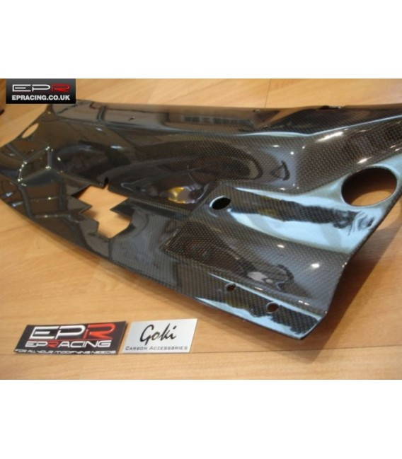 S13 carbon cooling panel