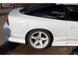S13 +50mm rear fenders