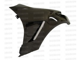 Nissan 350Z 02-08 Seibon Carbon 10Mm Wider Fenders
