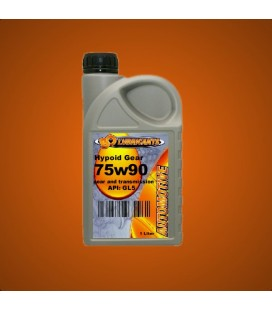 BO GEAR OIL 75W90 GL5 FULL SYNTHETIC