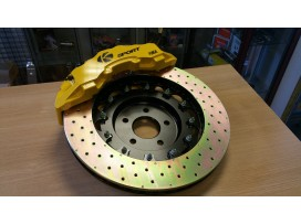 K-sport Front Big Brake Kit 8 pot 380mm