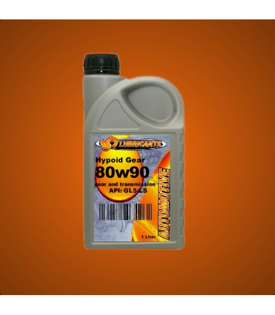BO GEAR OIL GL5 80W90 LIMITED SLIP