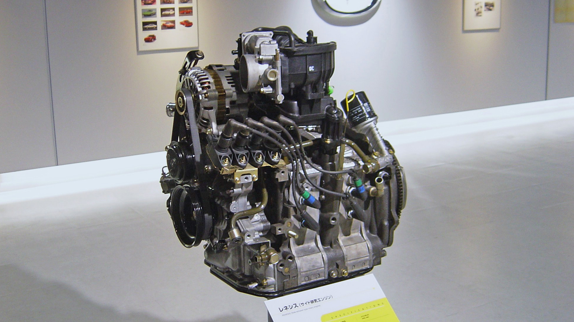 Rotary Engines And Rebuilds